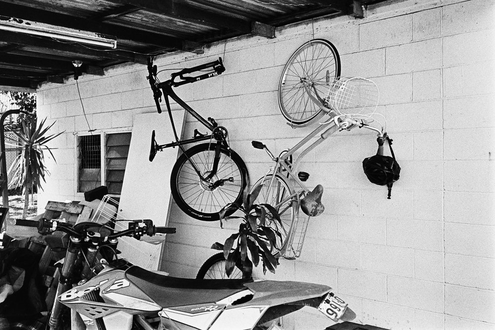 Bikes In Weird Places
