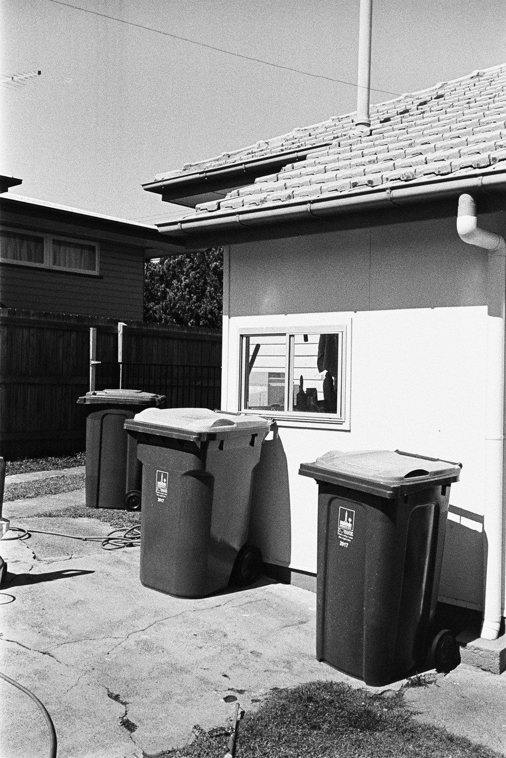 More goddamn bins