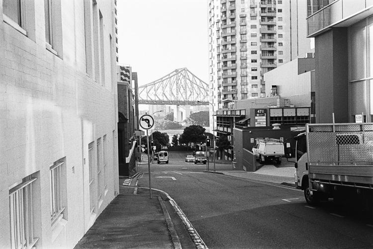 The Story Bridge.