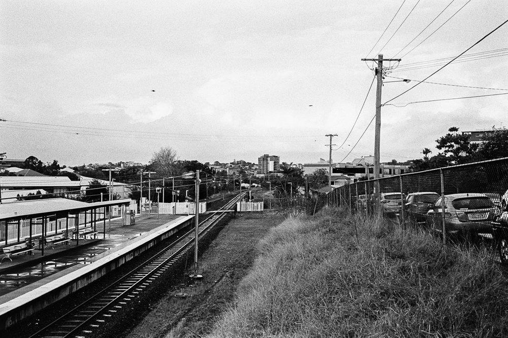 Ferny Grove line