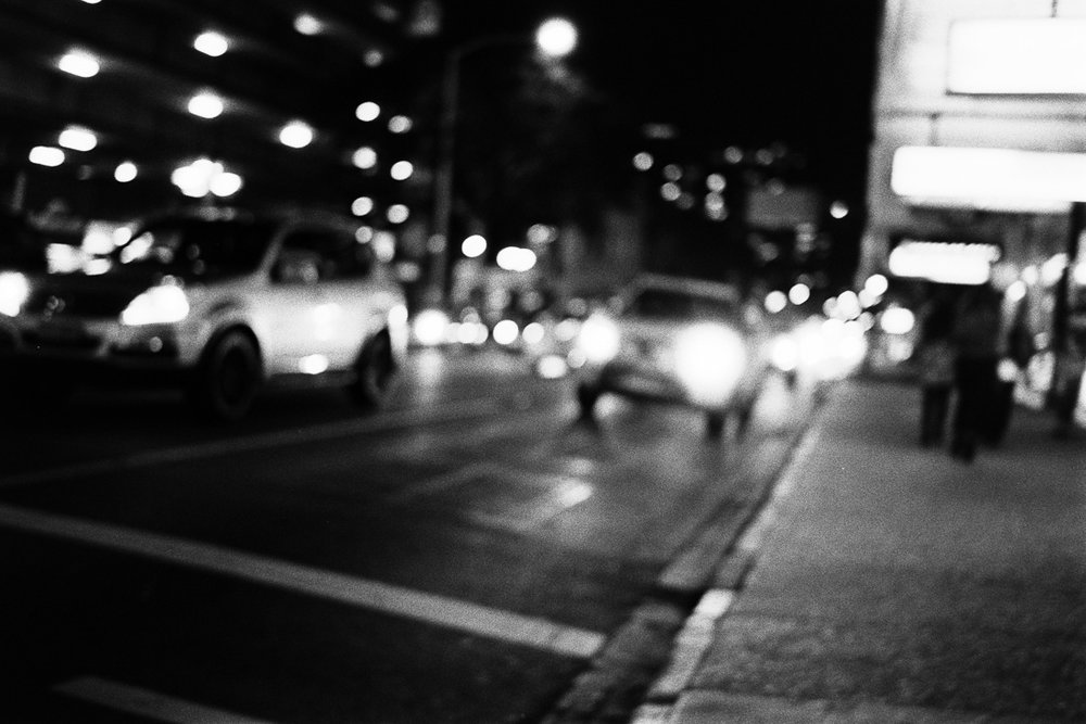Tri-X makes bokeh look good though.