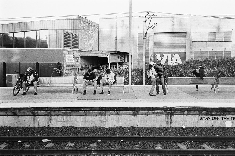 Bowen Hills station.