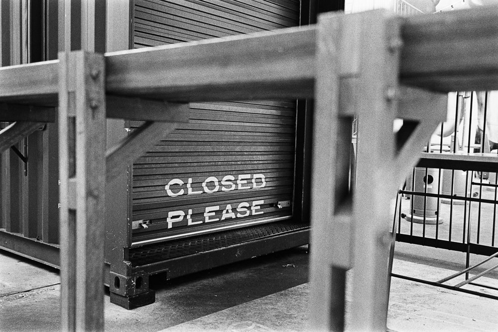 Closed… please? Hmm