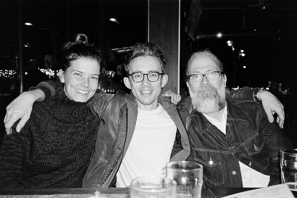 I turned 31. Hannah, me and Simon