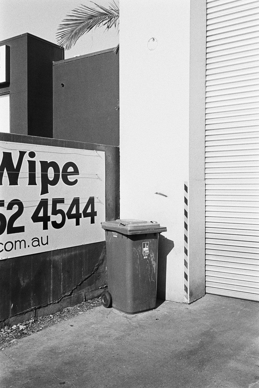 Oh, bins.