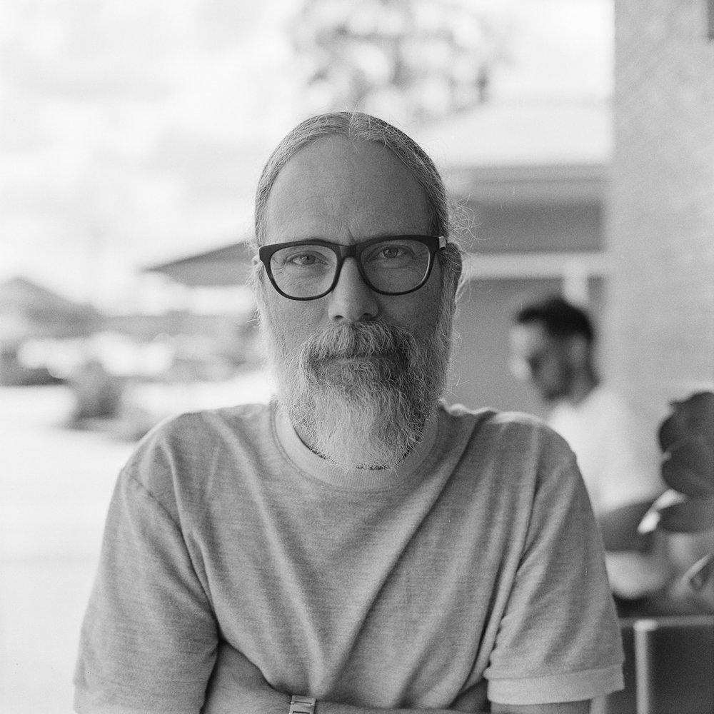 20190112 - Roll 270 - 008-Nick-Bedford,-Photographer-80mm F2.8, Black and White, Brisbane, Ilford HP5+, Medium Format, Rolleiflex 2.8D.jpg