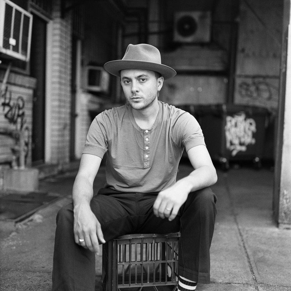 Joe Greer from Brooklyn