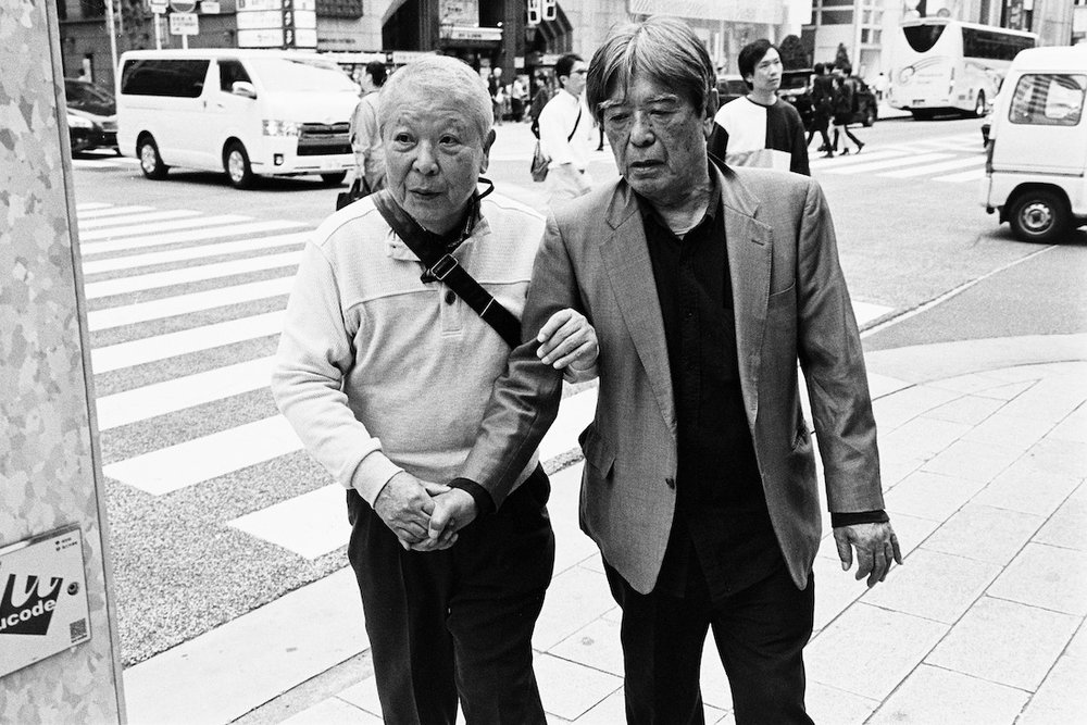 Leica M7, Voigtländer 35mm F1.7, Kodak Tri-X 400 in Tokyo, Japan