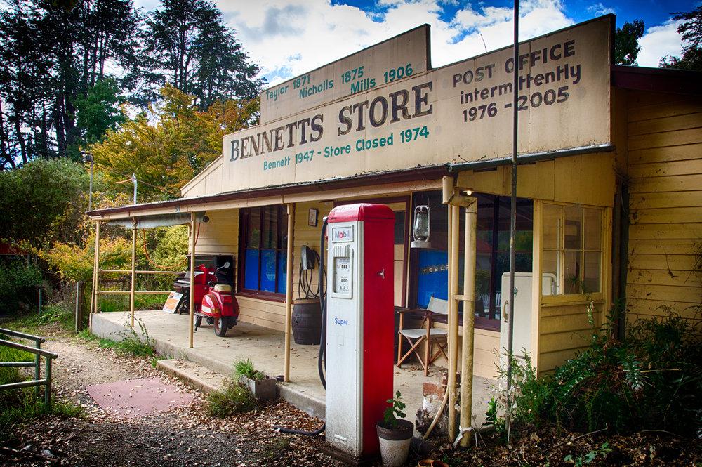Bennetts Store - Nigel Bowen