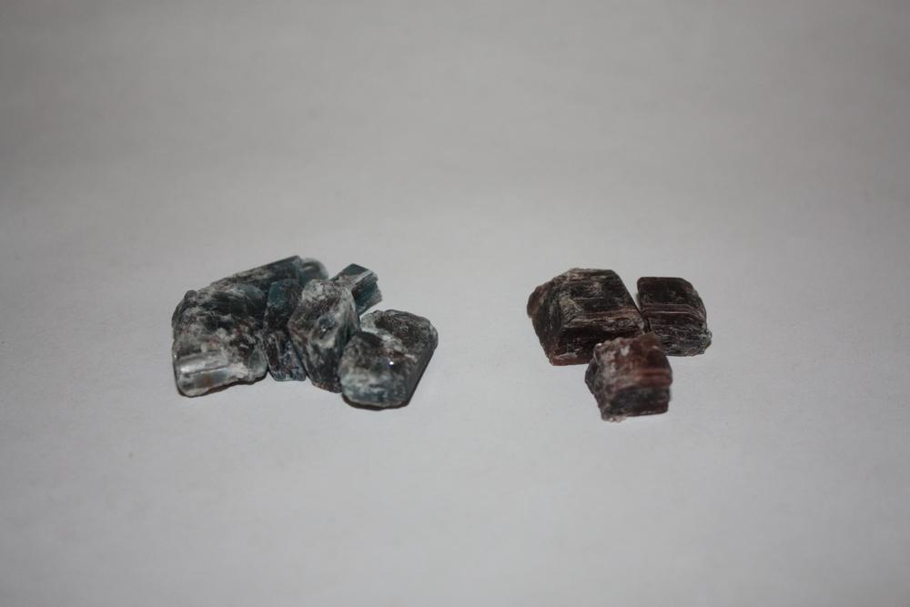 Kyanite (Al2SiO5)