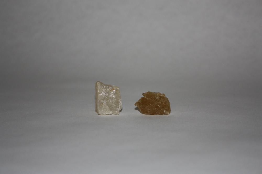 Amblygonite -  (Li,Na)AlPO  4  (F,OH)