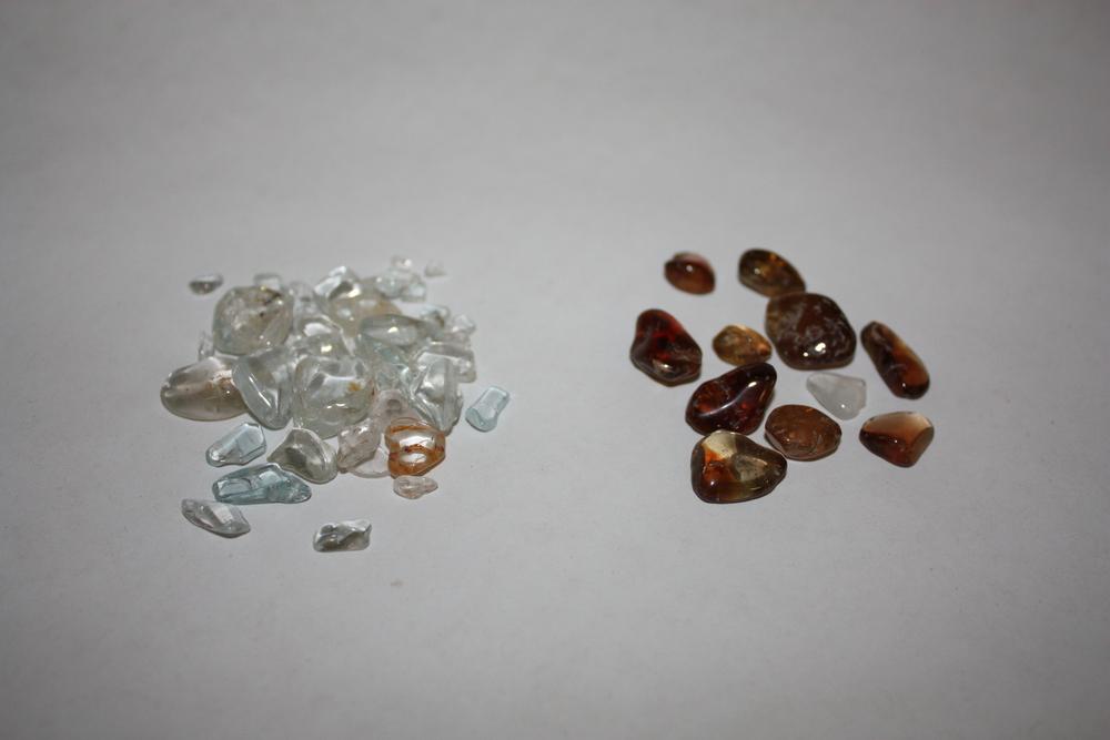 Topaz (Al2SiO4(F,OH)2)