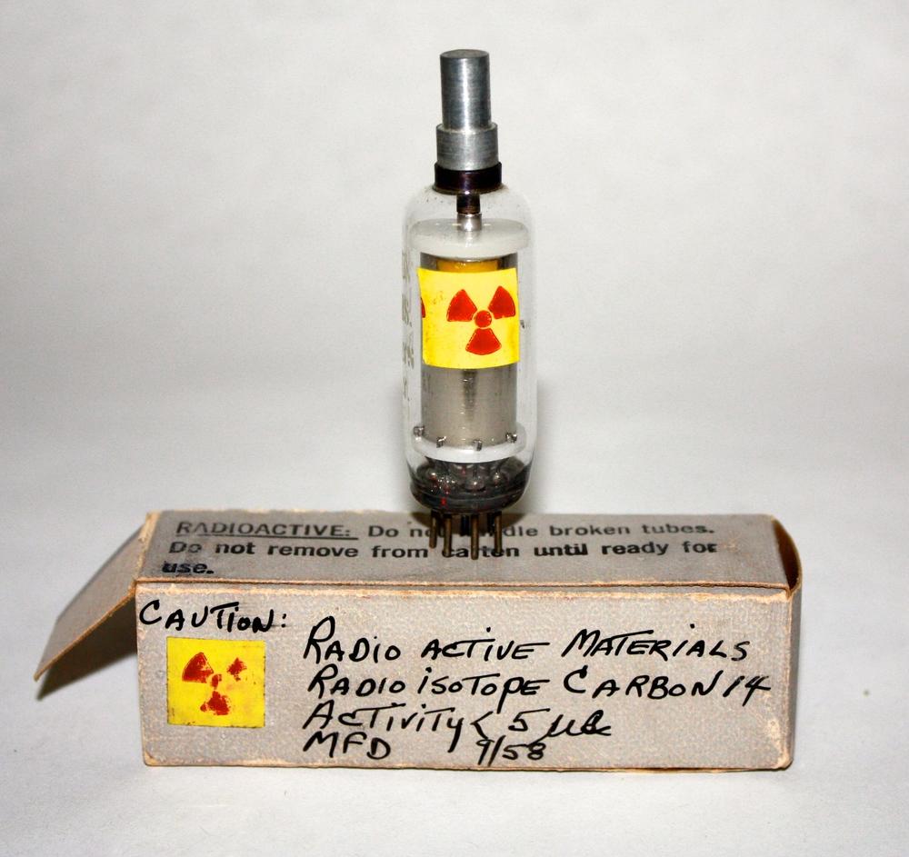 Radioactive Vacuum Tubes