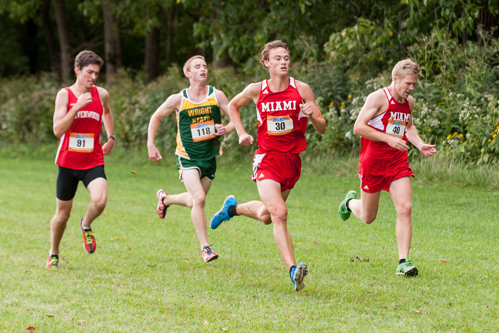 Cross Country Vs Miami Invitational