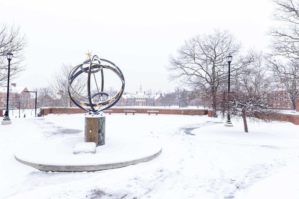 K7517 Winter Sundial