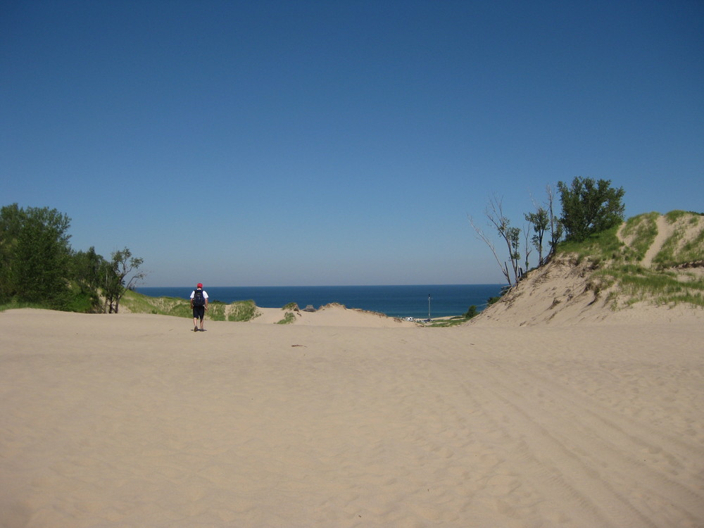 Welcome to the Warren Dunes