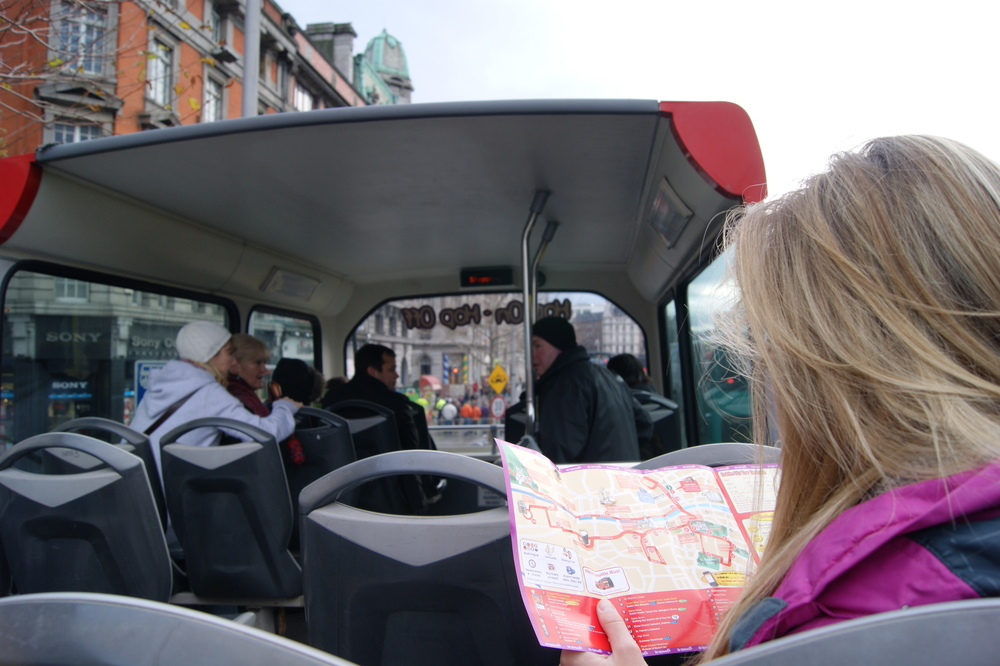 Dublin Sight-seeing tour