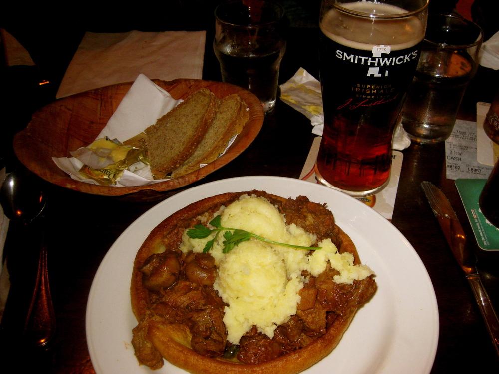 Guinness & Beef Stew