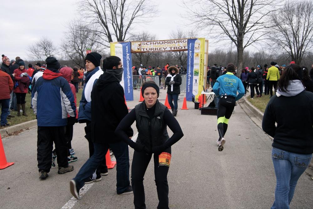 Schaumburg Half Marathon