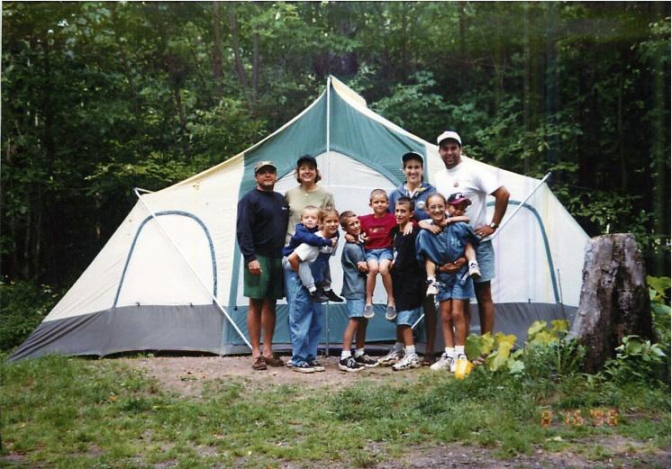 Chamanoq Camping Trip