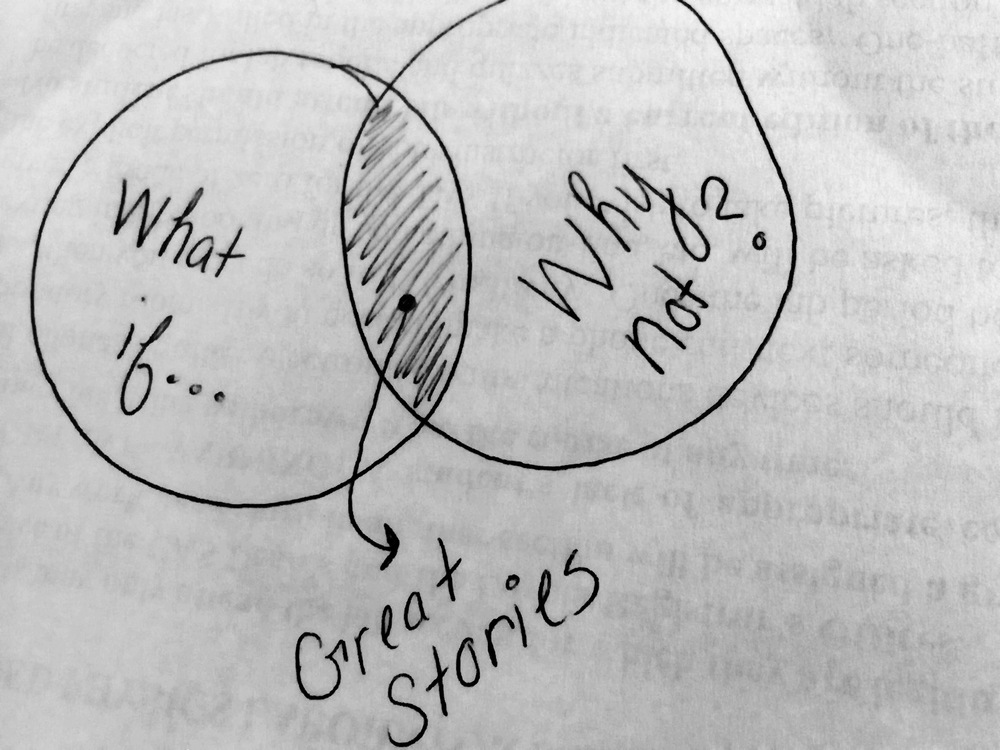 Why Not Venn Diagram