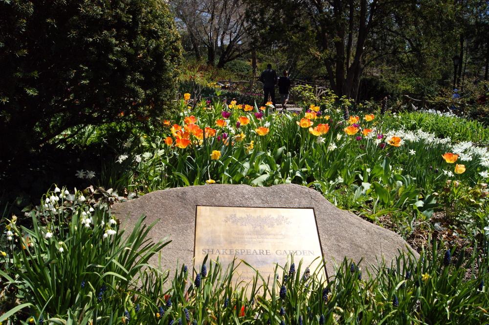 Shakespeare Gardens