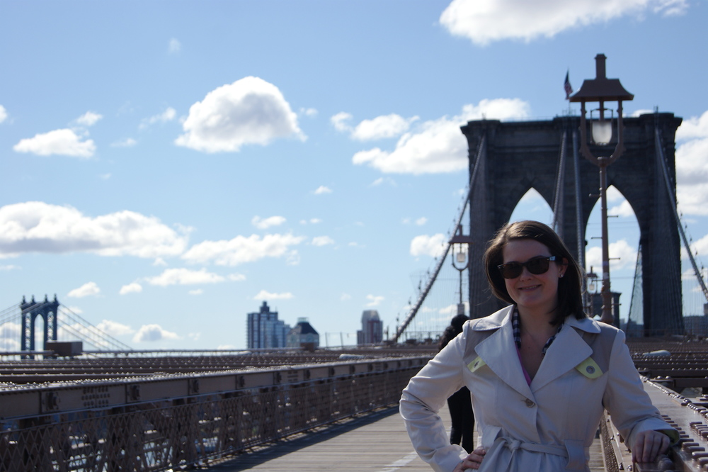 Brigid Brooklyn Bridge.jpg