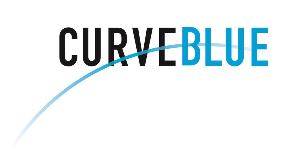 Curve Blue