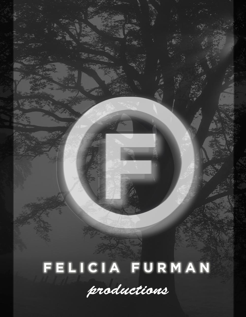 Logo/Mark based on old black & white movie titling