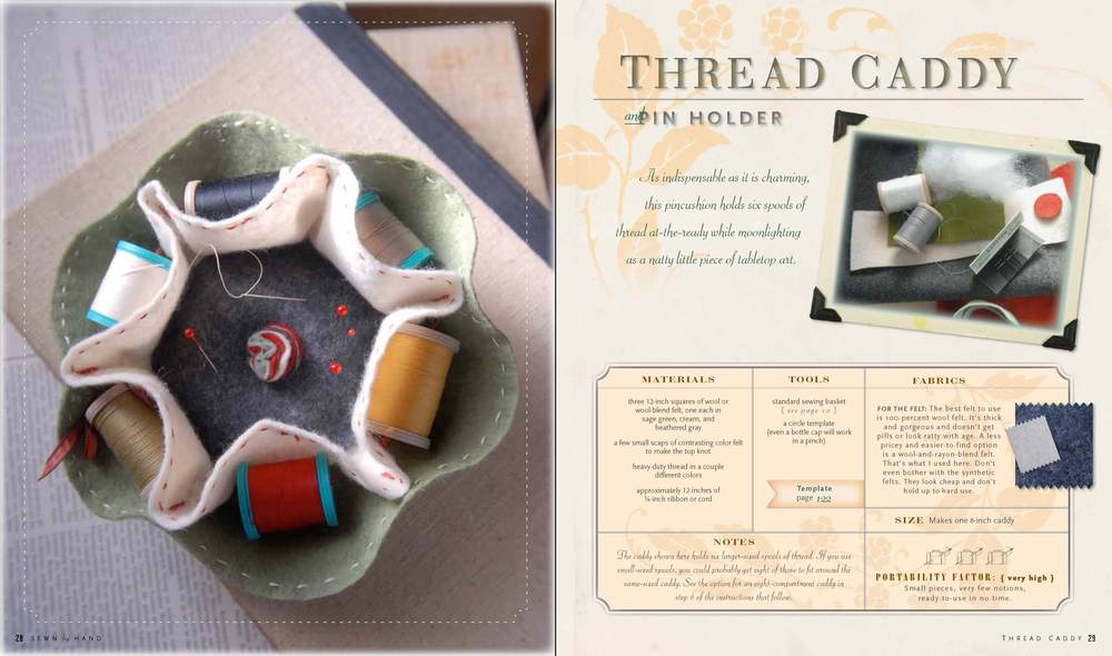 Sewn by Hand Book