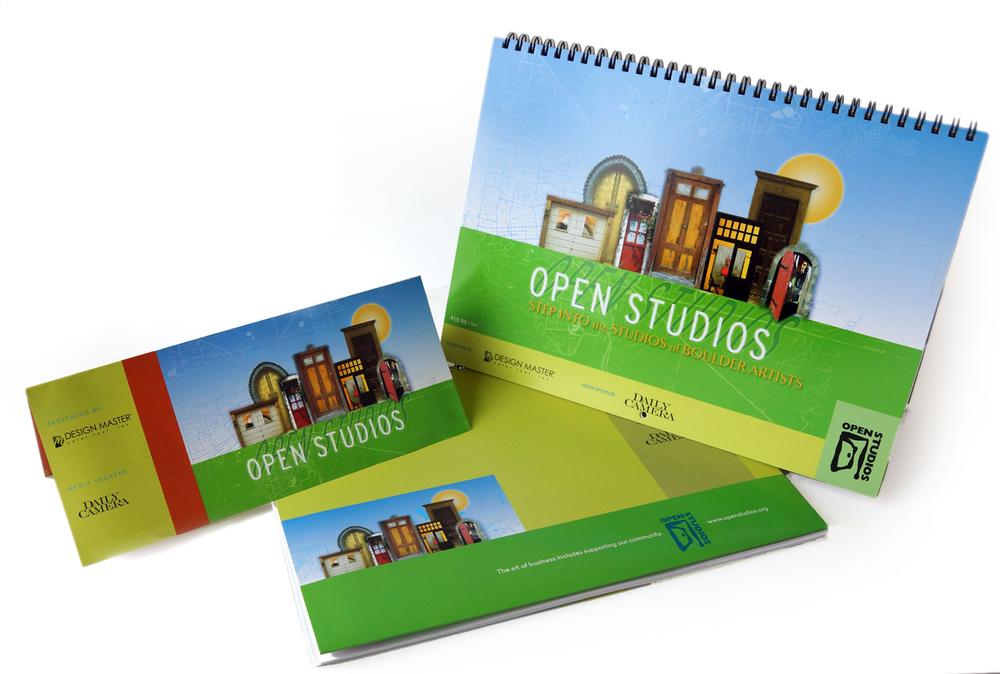 Open Studios Print