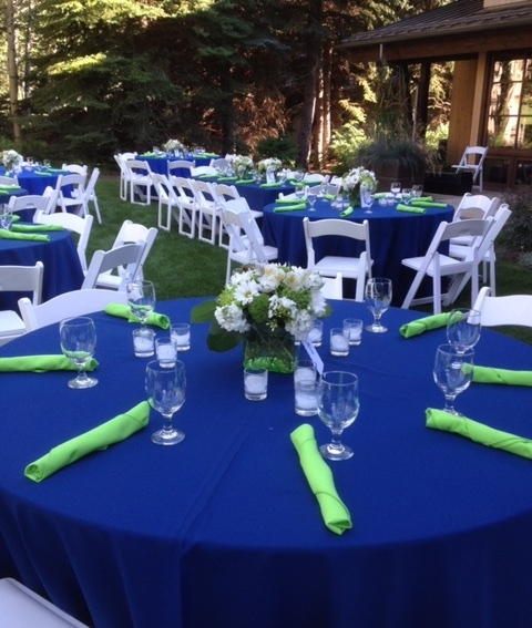 Event Planning May Include Table Decor For On or Off Site Events