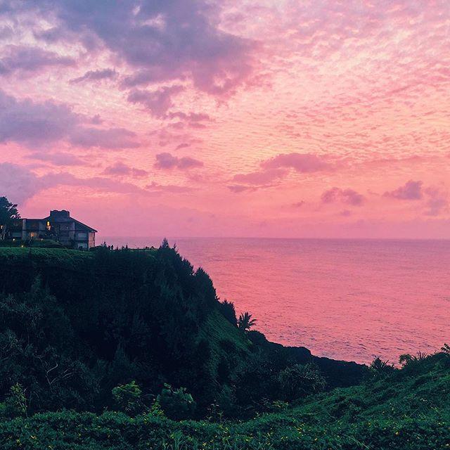 Fine I guess it's cool, whatever #kauai #sunset #yeahitsreal