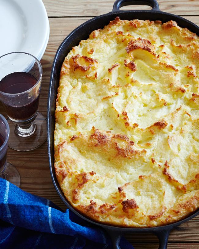 Twice Baked Mashed Potato Kitchen Repertoire