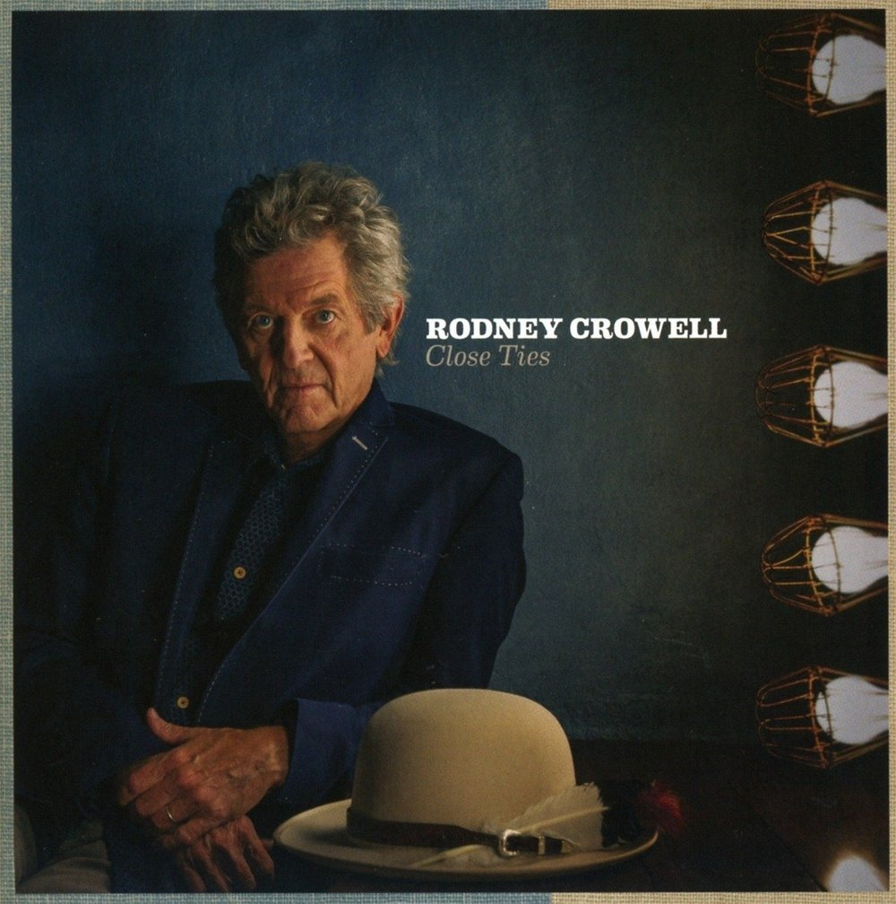 April, 2017 on New West Records  Associate producer. Engineer.   RodneyCrowell.com