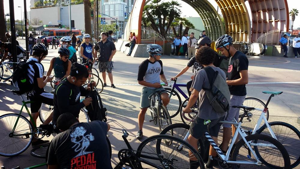 LA Culture Collide ride1