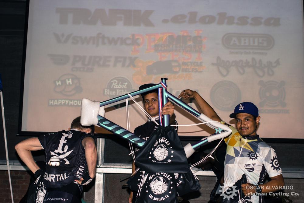 pfss14 podium