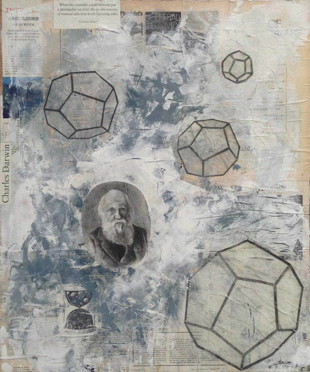 Pyritohedron | Charles Darwin