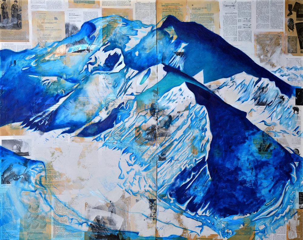 GEOMORPHOLOGY | Mt. McKinley