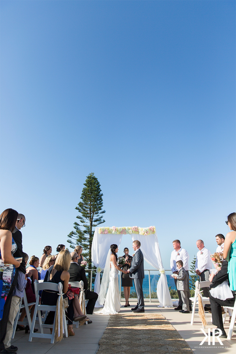 Rainbow beach wedding photographer 5
