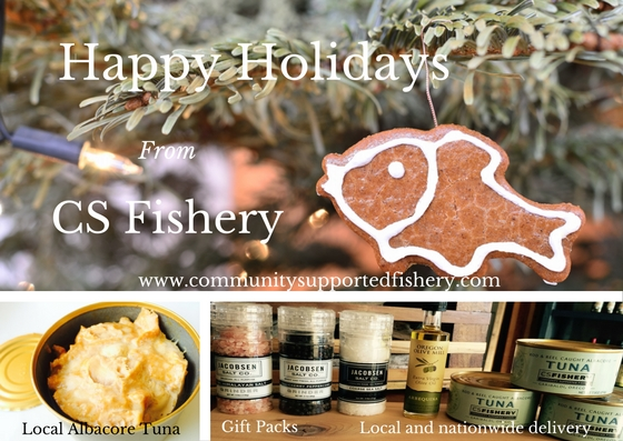 CS Fishery Holiday Flyer