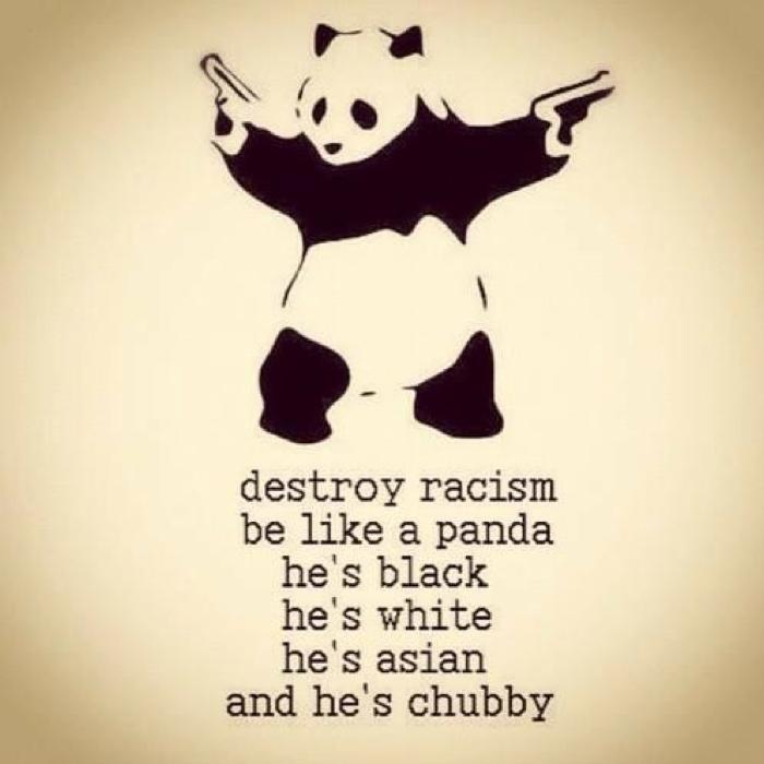 Be more Panda!