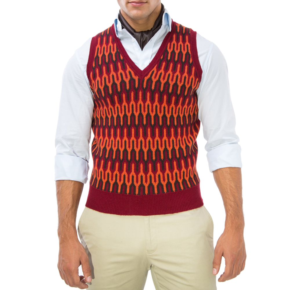 editionoo1-mens-jacquard-vneck-sleeveless-cashmere-sweater-front