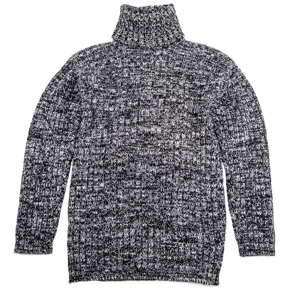 editionoo4-mens-rollneck-cashmere-chunky-sweater-black-white-flat
