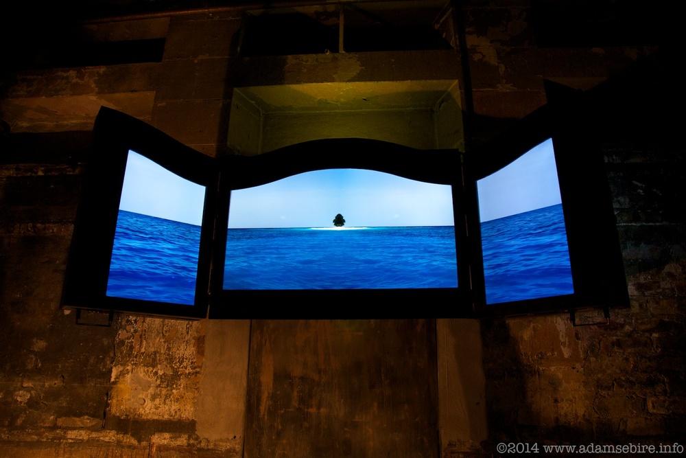 No Man is an Island (Polyptych Nº2) (2013)