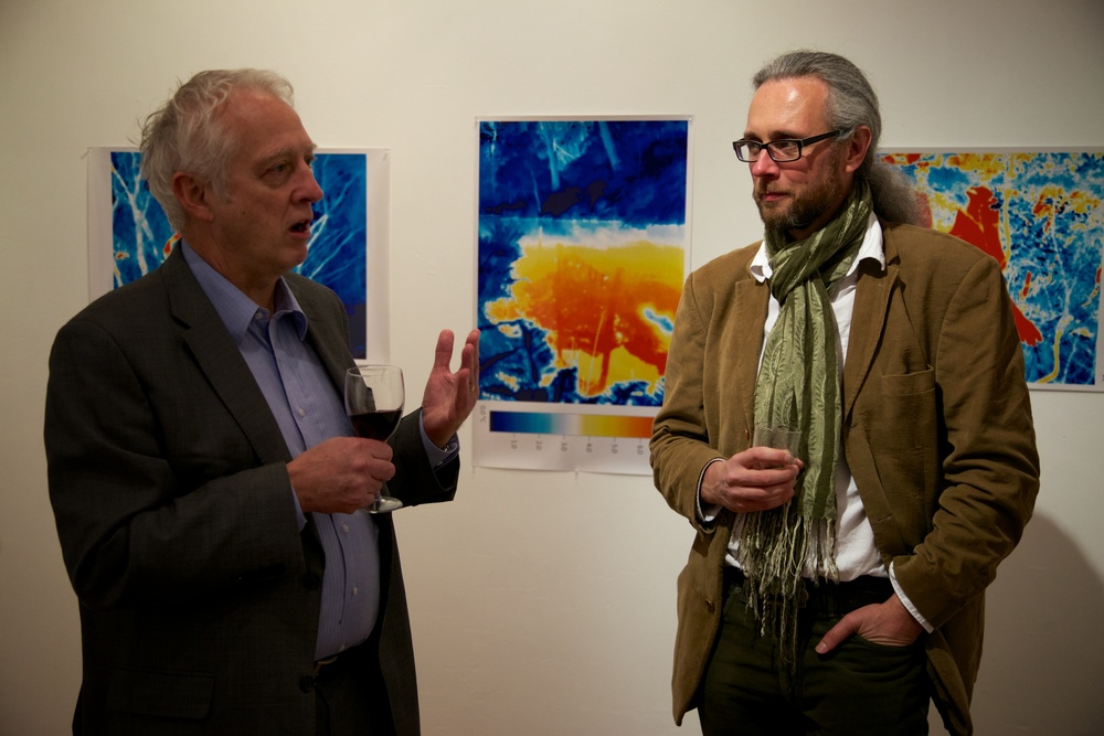 Images from the exhibition at Culture at Work's Accelerator Gallery