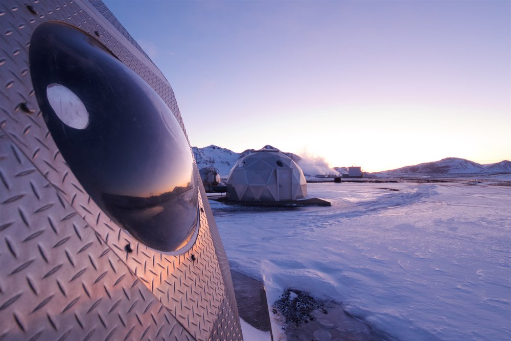 ClimeWorks/CarbFix Iceland