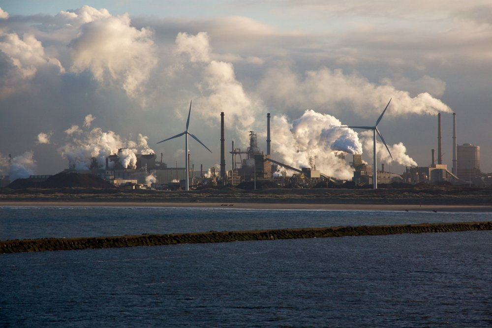 Amsterdam IJmuiden power plant