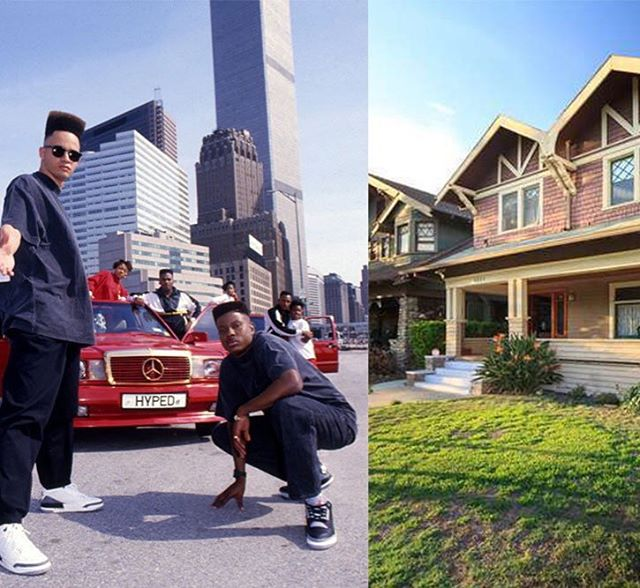 "Tag someone that knew how to do the Kid-n-play!  The L.A. Home From 1990's 'House Party' Is Up for Sale.  If you've watched the classic 1990 movie ""House Party,"" and admired the hardwood floor featured in the living room dance-off, we have great news. The Los Angeles property featured in the Kid 'n Play comedy about high school kids throwing a raucous rager might still be available for $739,000, in Los Angeles' Harvard Heights, which has a Historic Preservation Overlay Status.  Read the full article on @realtordotcom #RPBLQ #celebrityhome #realestate #diegotothebay #california #Houseparty #kidnplay #home #hardwoodfloors #homebuying #openhouse #sold"