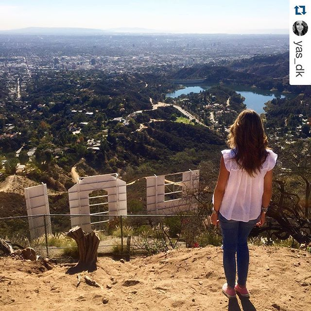 Not a bad way to start off a weekend #RPBLQ #SCHL #Repost @yas_dk ・・・ Two hours after the hike 🙈 / #hollywood #hollywoodsign #behindthehollywoodsign #losangeles #cali #california #eflosangeles